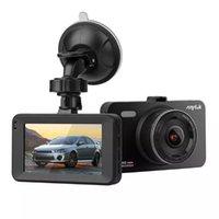 "Anytek Full HD HD 1080P Car Câmera DVR Gravador de Vídeo 3 ""IPS Display Dashcam 150 Graus 6G Lente de Vidro G-Sensor Night Vision DVRs"