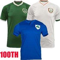 2021 2022 Irlanda 100th Centenary Futebol Jerseys SpCial 21 2 22 Duffy McClean Doherty Hendrick Idan Futebol Camisa Hendrick Uniformes Adulto Men Kit Camisas Top Tailândia