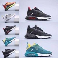 Chaussures Enfants Designer 2090 Courir Triple Noir Black Platinum Tint Université Rouge Respirable Athletic Kids Vente