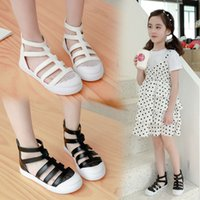 sandal children's special sale summer sports shoes fashion versatile CUHK girls' sandals