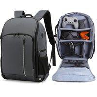 Drone Bags For DJI Mavic Air 2S FPV Backpack Waterproof Carrying Case Shoulder Bag Outdoor Bag for DJI Mavic Air 2S FPV Combo drone