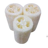 البضائع المنزلية loofah الطبيعية حمام الجسم دش الإسفنج الغسيل الوسادة AHB5948