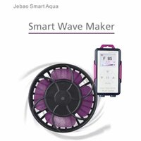 Air Pumps & Accessories Jebao MLW Series WIFI Smart Wave Maker AI Nero5 Style Broad Flow Propeller Powerhead With LCD Display Controller