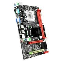 Fans & Coolings Computer Mainboard G31 M-ATX SATA 2.0 IDE Support LGA775 Processor 5.1 Channels VGA COM USB