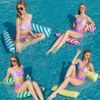 Life Vest & Buoy Creativity Adult Swimming Ring Inflatable Seat Outdoor Rings Summer Water Mattress Piscine Enfant Toys