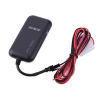 자동차 GPS 액세서리 Vodool 실시간 로케이터 미니 TK110 GPRS GSM 위치 추적 트래커 오토바이 차량 무료 앱용