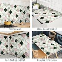 Fondos de pantalla 300 cm Recubrimiento de aluminio Impermeable Moderno de la sala de estar Muebles de escritorio Auto adhesivo Contacto Papel Decoración del hogar HWD8280