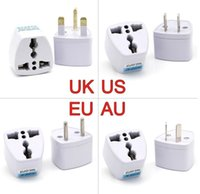 hopeboth Universal Travel Adapter AU US EU to UK Adapters Converter,3 Pin AC Power Plug Adaptor Connector1