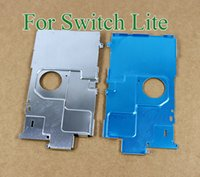 For Switch Lite Ns Lite Console Heat Sink Aluminum Back Cover Metal Case