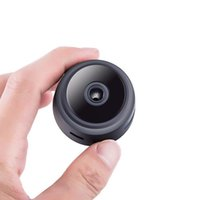 A9 Full HD 1080P Mini WiFi cámara infrarroja Visión nocturna Micro cámara inalámbrica IP P2P Mini detección de movimiento DV DVR cámara SQ12 SQ12 GF-07