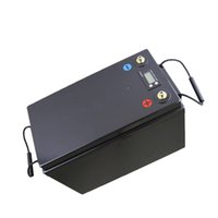 12.8V Lifepo4 12v 200ah lithium battery pack BMS 4S for inverter boats motorhome UPS Go Cart Solar energy storage +10A Charge