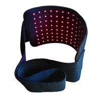 Новинка освещения красные светильники терапия терапии коврик для тела LED терапис ремня 660 нм 850 нм лошадь для домашних животных