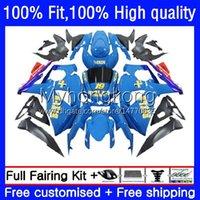 Rizla Blue Inyection para Suzuki GSXR 1000CC 1000 CC 2009 2010 2011 2012 2013 2015 2015 2012 2015 2015 2016 Body 28NO.93 K9 GSXR-1000 GSX-R1000 09-16 GSXR1000 09 10 11 12 13 14 16 PERTENCIA OEM