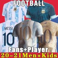 Arjantin Futbol Forması 2021 COPA Amerika Messi Dybala Aguero Futbol Gömlek 1978 1986 Maradona Ev Retro 1981 Boca Juniors 87 88 Napoli Napoli