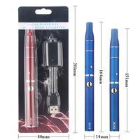 EVOD назад G5 Сухой травянизатор волдырящие пакеты набор Электронные сигареты Эго Батареи Стартерские наборы Ecigarette Vape Pens
