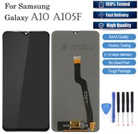 Original 6.2'' TFT cell phone touch panels LCD Display + Screen Digitizer for Samsung Galaxy A10 A20 A30 A50 A70 without frame