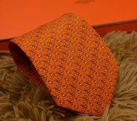 Laço perfeito 100% puro listra de seda design clássico gravata marca homens casamento casual laços estreitos caixa de presente embalagem