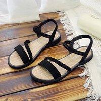 2021 Sandalet Kadın Moda Düz Slaytlar Terlik Ayakkabı Köpük Koşucu Reçine Kemik Toprak Kahverengi Kurum Üçlü Siyah Toplam Turuncu Sandalet