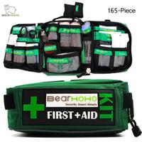 Bearhoho Handy Handy Image Att Kit Book Lile Wide Widal Medical Rescue Outdoors Автомобильные багажника Школа Камера Пешие прогулки наборы выживания Y200920