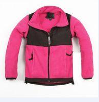 child Fleece Osito Coats Fashion Winter Oso SoftShell Jacket KID Outdoor Down Ski face Coat Windproof Camping Jackets 2-11YEAR