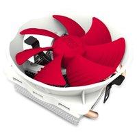 Tranquillo V6 4 Heatpipes CPU CPU Refrigeratore per AMD 775 1150 1151 1155 1156 Radiatore 120mm 4pin Ventola di raffreddamento PC PC