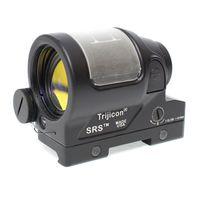 Tactical Red Dot Scope Trijicon SRS 1x38 Solarbetriebener holographischer Anblick mit Antireflexabdeckung