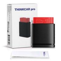 ThinkCar Pro أدوات تشخيص السيارات جميع سيارات الحياة مجانا نظام كامل التشخيص OBD2 الماسح OBD 2 قارئ رمز السيارات