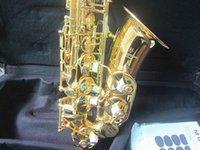 Japonya Yanagisawa W01 E Düz Alto Saksafon Yüksek Kaliteli Müzikal Aletler Sax Professiaga Ağızlık Kılıf Eldiven