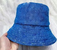 Denim blue hat designer letter sun fashion women accessories have stamp 031914