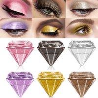 Eye Shadow Makeup Pallete Long Lasting Face Glow Eyeshadow Liquid Pigment Highlight Jelly Gel Metallic Shimmer