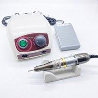 65w stark 207 35000 RPM Steuerkasten Nagelbohrer Maniküre Machine Pediküre Elektrische Datei Bits Nägel Kunstausrüstung