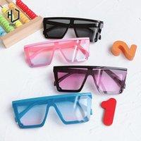 ساحة الاطفال النظارات الشمسية بنات طفل الفتيان مهرجان الشرير المتضخم uv400 نظارات الأطفال masculino