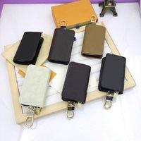 Maxi Dragonne Key Catena Fibbia Amanti Portachiavi auto Portachiavi Handmade Pelle Designer Keychains Uomo Donna Borsa Accessori Ciondolo 20 Colore