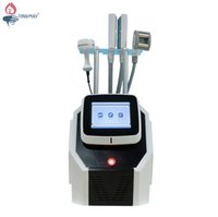 Vacuum Roller RF Cellulite Reduction EMS Cryo Plate Fat Freezing Cryolipolysis Cavitation Slimming Machine