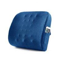 Coussin / oreiller décoratif chaise de bureau voiture cosy coussin chaise femme enceinte femme support lombaire support lent de rebond soft voyage maison oreillers relie