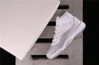 Jumpman 11s Concord 23 Gypsophila Paniculata Man Basketball Designer Chaussures Luxe Xi Concord Fashion Sport Entraîneurs avec une vraie fibre de carbone
