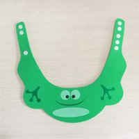 Shampooing ajustable Casquette Épaississement Bain Baby Ear Protection Studio Toddler Sécurité Sécurité Salle de bain Douches 1 5zm K2