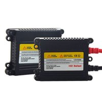 2pcs 55W hid xenon ballast 35W Digital slim hid ballast 35w blocks ignition electronic ballast for HID kit xenon H7 H4 H1 H3 H11