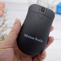 Souris de la souris Balance de cuisine 200g 0.01g 500g / 0.1G Bijoux numériques portables Touche de voiture pour Carat Diamond Lab 0.01 gramme Precision 335 V2