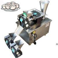 Máquina de masa hervida SAMOSA Máquina de albóndigas automáticas Fabricante 4800PCS / H Máquina de envoltura de bola de masa de bola de masa de acero inoxidable por mar HWB11049