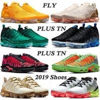 Scarpe PLUS GRANDE TAGLIA USA 13 TN PLus Designer Sneakers 2020 Stock x Running Shoes for Mens Womens scarpe da donna uomo di design di lusso speed Trainers