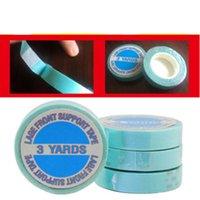 3 jardas Lace Front Suppot fita fitas de dupla face para extensões de cabelo Laços pegajosas colas de cola livre de colas 50