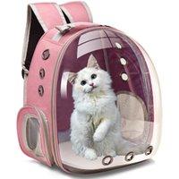 أكياس القط الناقل تنفس ناقلات الحيوانات الأليفة كلب صغير حقيبة السفر الفضاء كبسولة قفص حقيبة نقل حقيبة تحمل للقطط