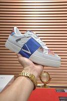 Moda Rahat Baskı Ayakkabı Patchwork Trendy Sneakers İş Erkek Düşük Erkekler Hakiki Deri Kaykay Çivili Spor Kaykay Eğitmenler Lover Flats 35-44