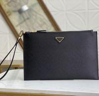 Tasarımcı debriyaj kadın ve erkekler çanta çanta yüksek kaliteli çanta moda cüzdan kutusu ile