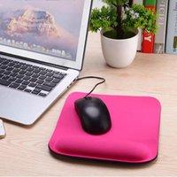 Mouse Pads Wrist Descansa Anti-Slip Soft Sponge Descanse Pad para Mat Ratos Computador Durável Comfy com PC Acessório