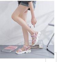 الصنادل الأحذية الأزياء شبشب الصحراء السودات الراتنج الأصفر البني الصيف منصة صندل رغوة عداء الثلاثي الأسود العظام الوردي النعال