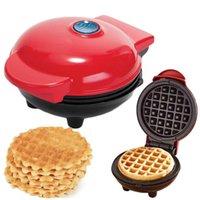 Electric Mini Waffle Maker Machine Mold Silicone Bubble Egg Cake Oven Eggette Pan Bakeware Pot Baking Moulds