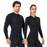 Men's Swimwear 3MM diving suit female one-piece long-sleeved thick warm couple male snorkeling surfing jellyfish swimsuit mens designer t shirts