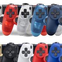 GamePad Controller Dualshock Joystick Play Station 4 para Manette Mando PS4 Controle 210317
